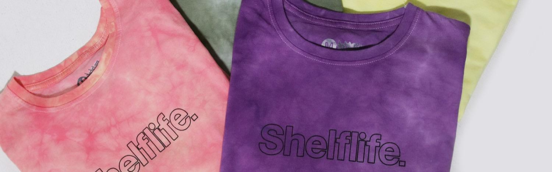 Shelflife Garment Dyed Tees