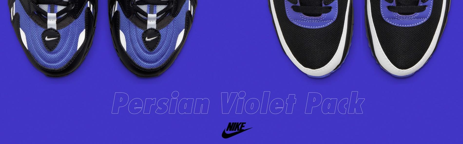 Nike 'Persian Violet' Pack