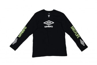 Shelflife x Umbro Longsleeve T-Shirt