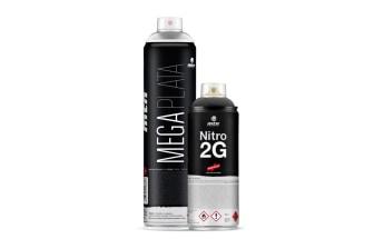 Montana Mega Plata + 2G Black