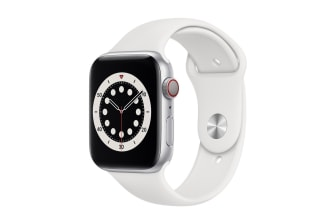Apple Watch Series 6 GPS + Cellular 44mm Aluminium Case with Sport Band