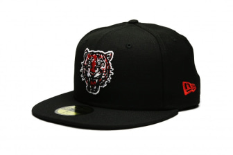 New Era 59FIFTY Coopers Wool Detroit Tigers