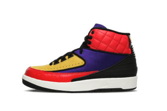 Women's Air Jordan 2 - 'Rivals'