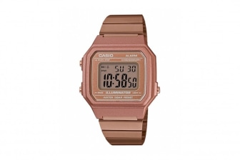Casio Retro Digital Square Watch