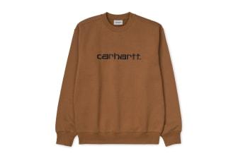 Carhartt WIP Logo Crewneck