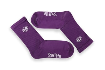 Shelflife Premium Crew Socks