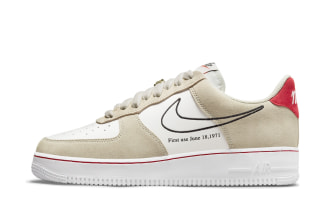 Nike Air Force 1 'First Use'