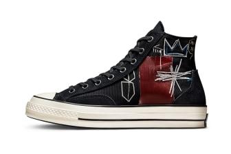 Basquiat x Converse Chuck 70 Hi