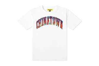 Chinatown Market Watercolour Arch Tee