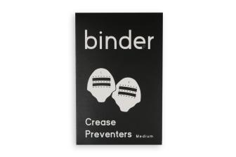 Binder Crease Preventers