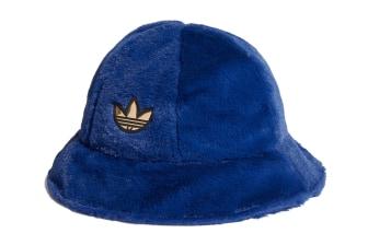 adidas SPRT Faux Fur Bucket Hat