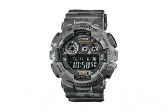 Casio G-Shock GD120 Camo Series