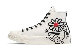 Converse x Keith Haring Chuck 70 Hi