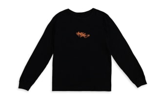 Shelflife Embroidered Tag Long-Sleeve Tee