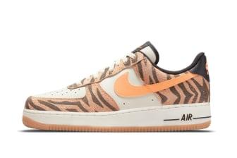 Nike Air Force 1 'Daktari Stripes'