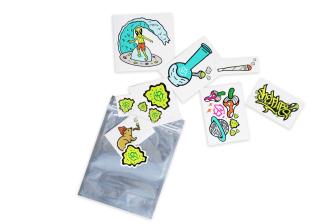 Shelflife Tourist Season 2020 Sticker Pack