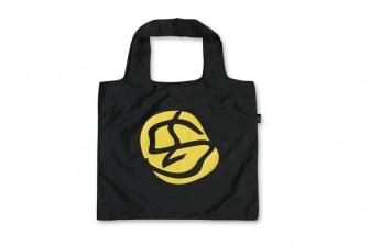 Shelflife Warpy Logo Shopper Bag