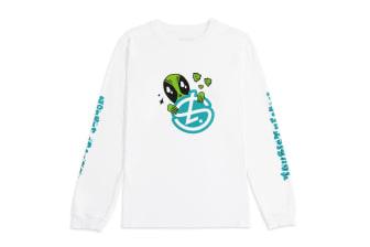 Shelflife Alien SL Long-Sleeve Tee