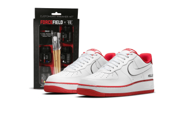 Nike Air Force 1 + ForceField Customisation Kit