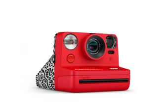 Keith Haring x Polaroid Now i-Type Instant Camera
