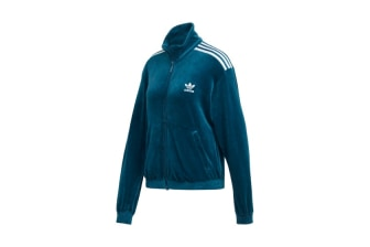 adidas Women's Velour Track Jacket