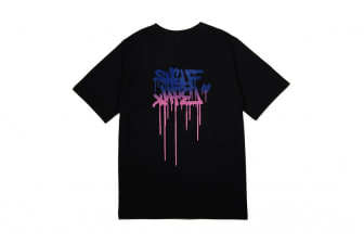 Shelflife Gradient Dripper Tee