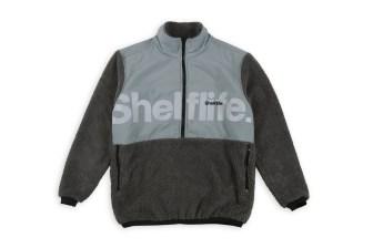 Shelflife Outdoor Half-Zip Jacket