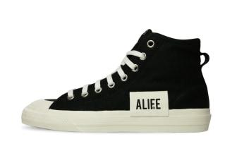 ALIFE x adidas Originals Nizza Hi