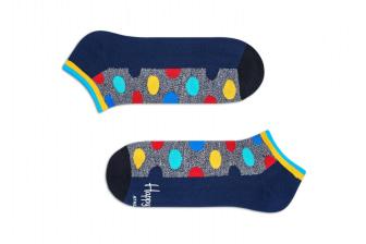 Happy Socks Athletic Big Dot Low