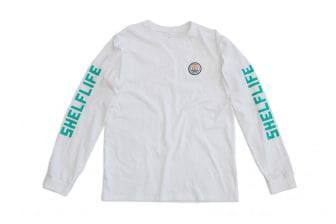Shelflife 'Summer 19' Patch Long-Sleeve Tee