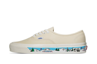 Vans Authentic 44 DX Anaheim Sidewall
