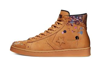 Converse x Bandulu Pro Leather