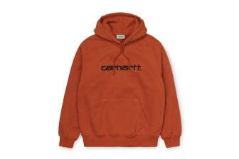 Carhartt WIP Logo Hoodie
