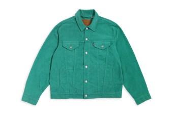 Levi's Vintage Corduroy Trucker Jacket