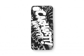 Carhartt Comic iPhone Hardcase Black iPhone 7/8