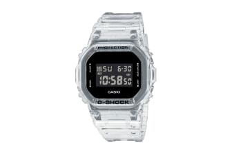 Casio G-Shock DW5600 200m Skeleton Series
