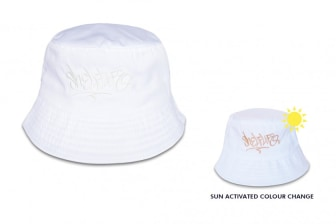 Shelflife UV Activated Bucket Hat