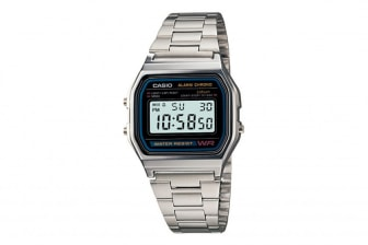 Casio A158 Retro Chronograph