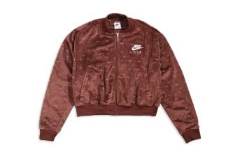 Nike Sportswear Women's Velour 1/4-Zip Jacket