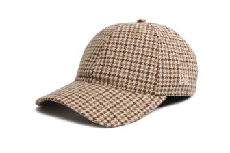 New Era 9Twenty Houndstooth Check Cap