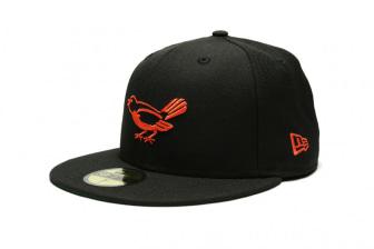 New Era 59FIFTY Baltimore Orioles Cooperstown Cap