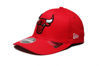 New Era 9FIFTY Chicago Bulls Stretch Fit Cap