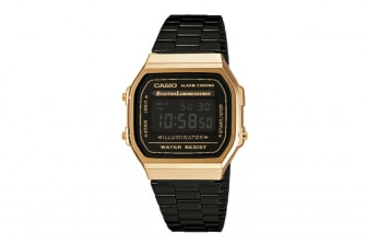 Casio A168 Retro Digital