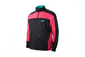 Nike x atmos NRG Vintage Patchwork Track Jacket