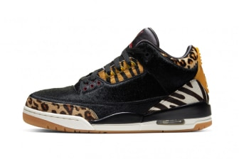 Air Jordan 3 Retro - 'Animal Instinct'