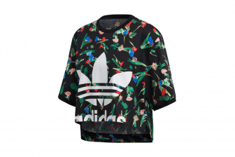 adidas Women's Allover Print Tee
