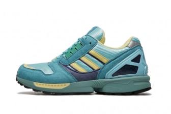 adidas Consortium ZX 8000 OG - 'Aqua'