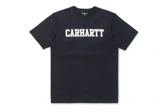 Carhartt WIP College T-Shirt - Navy