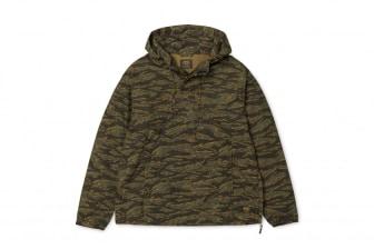 Carhartt WIP Vega Pullover Cotton Jacket