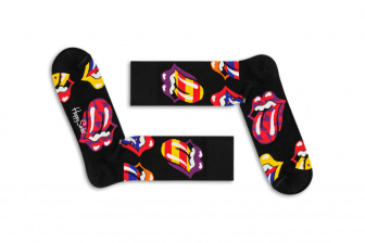 Happy Socks x Rolling Stones Out of Control